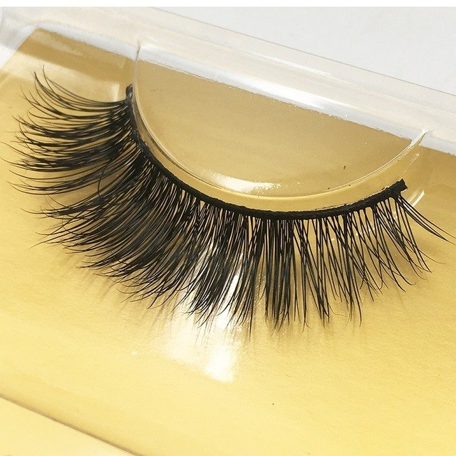 Natural Lashes Lightweight 100% Mink False Eyelashes Maquillaje Suppliers 2019 New Dramatic Eye Lashes - Vipbeautycompany