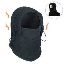 Load image into Gallery viewer, Motorcycle Bicycle Face Mask Thermal Fleece Balaclava Hood Swat Ski Bike Wind Winter Stopper Skullies Beanies Outdoor Sports - Vipbeautycompany