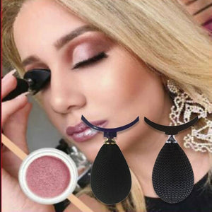 Hot Fashion Mini Lazy Eye Shadow Applicator Silicon eyeshadow stamp crease popular For makeup - Vipbeautycompany