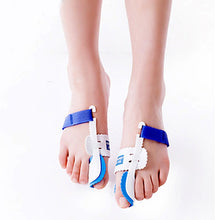 Load image into Gallery viewer, Bunion Device Hallux Valgus Orthopedic Braces Toe Correction Night Foot Corrector Thumb Goodnight Daily Big Bone Orthotics - Vipbeautycompany