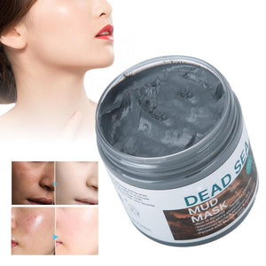 Dead Sea Mud Mask Pimple Blackhead Removal Skin Tightening Cleaning Facial Mask 250g - Vipbeautycompany