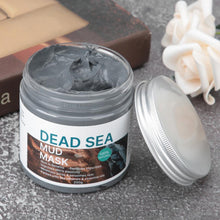 Load image into Gallery viewer, Dead Sea Mud Mask Pimple Blackhead Removal Skin Tightening Cleaning Facial Mask 250g - Vipbeautycompany