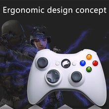 Load image into Gallery viewer, Gamepad For Xbox 360 Wireless Controller For XBOX 360 Controle Wireless Joystick For XBOX360 Game Controller Gamepad Joypad - Vipbeautycompany