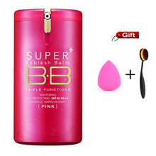 Load image into Gallery viewer, Hot Gold Pink Barrels Super+ Beblesh Balm BB Cream korean the pore professional primer Concealer foundation sunscreen SPF30 PA++ - Vipbeautycompany