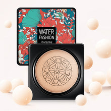 Load image into Gallery viewer, Mushroom Head Air Cushion Cc Cream Concealer Moisturizing Makeup BB Cream Base Makeup Liquid Makeup Korean Style Cosmetics TSLM1 - Vipbeautycompany