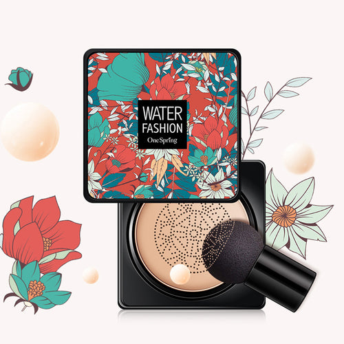 Mushroom Head Air Cushion Cc Cream Concealer Moisturizing Makeup BB Cream Base Makeup Liquid Makeup Korean Style Cosmetics TSLM1 - Vipbeautycompany