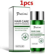 Load image into Gallery viewer, Putimi Hair Care Growth Essence Anti Hair Loss Prevent Health Care Beauty Dense Hair Growth Serum Products for Women Men 20ml - Vipbeautycompany