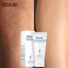 Load image into Gallery viewer, ROSALIND Hair Removal Cream Underarm Hand Leg Body Painless Effective depiladora Facial Hair Remover Lightening Smooth Care - Vipbeautycompany