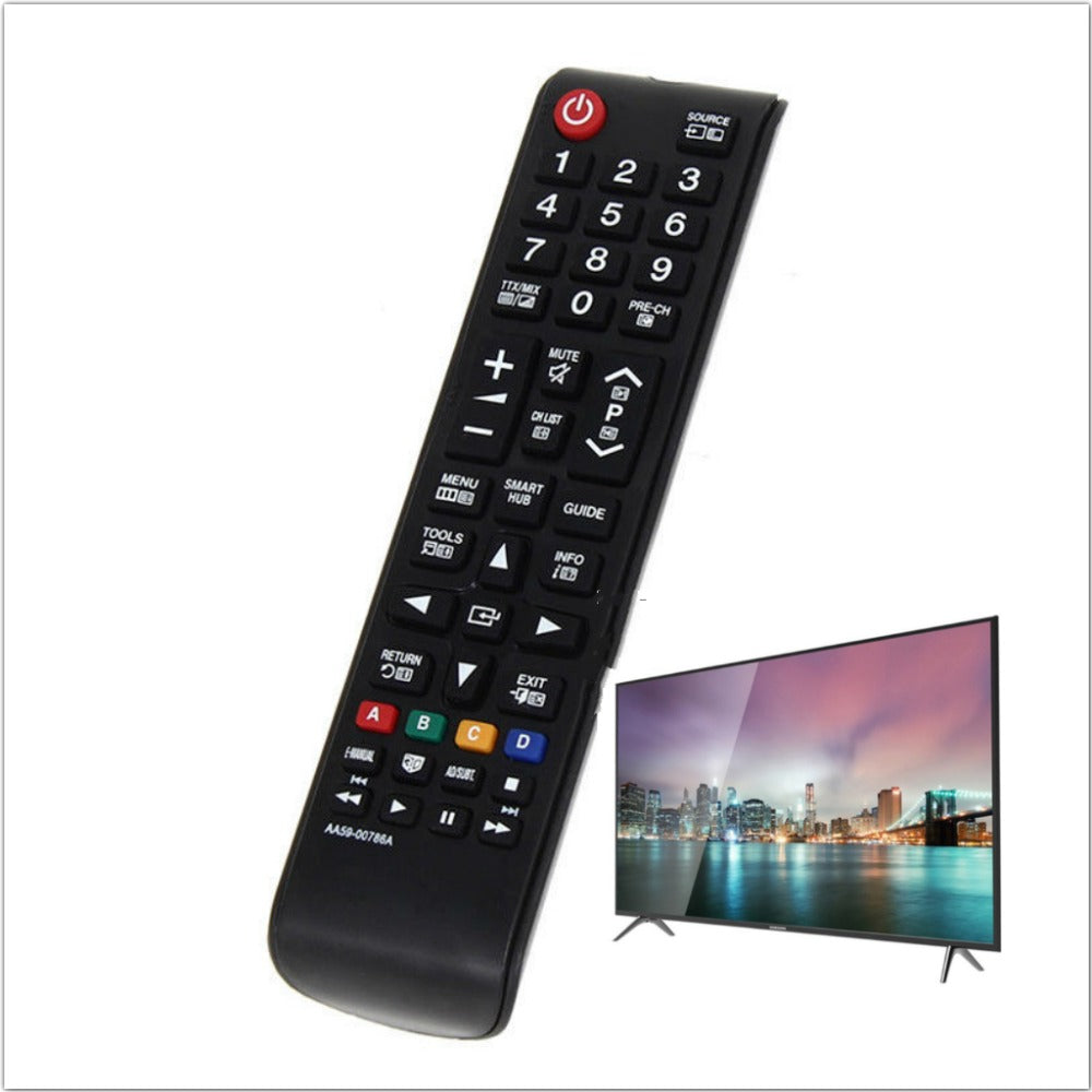 Smart Remote Control Replaceme For Samsung AA59-00786A AA5900786A LCD LED Smart TV Television universal remote control - Vipbeautycompany