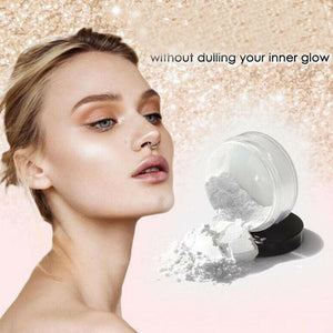 Smooth Loose Powder Makeup Transparent Finishing Oil Control Waterproof Finish Setting Powder Whitening Moisturizer Foundation - Vipbeautycompany
