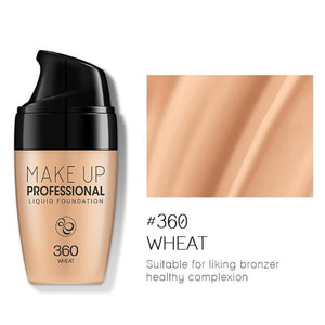 Smooth Silk Serum Foundation Professional Full Coverage Matte Liquid Foundation Face Base Makeup Conclear BB Cream cosmetic tool - Vipbeautycompany