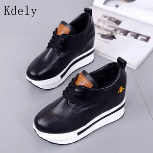 Vulcanized wedges Shoes Women - Vipbeautycompany