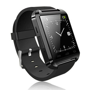 U8 Smartwatch Watch  Bluetooth Answer and Dial the Phone Passometer Burglar Alarm Funcitons - Vipbeautycompany