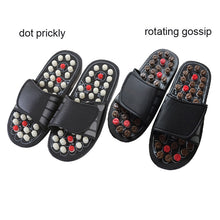Load image into Gallery viewer, Chinese Acupressure Therapy Shoe Massage Slippers Sandal Reflex Acupuncture Foot Healthy Massager Shoe Bath Feet Care - Vipbeautycompany