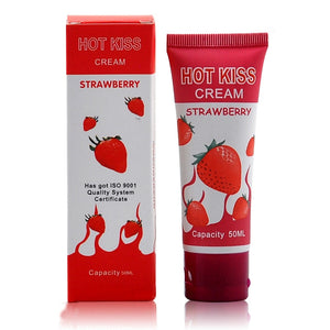Fruit flavor Intimate Lubricant Water Soluble Fisting Lubrication G spot Massage Oil  Aphrodisiac - Vipbeautycompany
