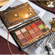 Load image into Gallery viewer, Professional Makeup 15 Colors Eyeshadow Palette Natural Pigmented Shimmer Matte Eyeshadow Pallete Cosmetics Long Lasting Palette - Vipbeautycompany