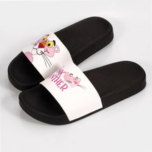 Load image into Gallery viewer, Pink Panther Cartoon Non-Slip Summer Slides - Vipbeautycompany
