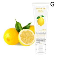 Load image into Gallery viewer, 30/60/100ML Lubricant Banana Cream Strawberry Cream Lube Body Massage Oil Lubricant Love Gel - Vipbeautycompany