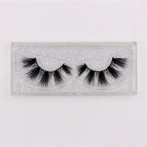 AMAOLASH Eyelashes Mink Eyelashes Thick Natural Long False Eyelashes 3D Mink Lashes High Volume Soft Dramatic Eye Lashes Makeup - Vipbeautycompany