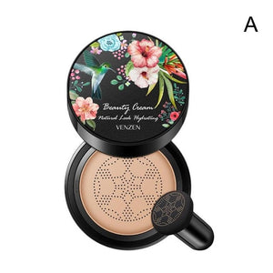 BB Cream Korean Whiting Cream Mushroom Head Cc Cream Air Cushion Concealer Whitening Makeup Brighten Face Base - Vipbeautycompany
