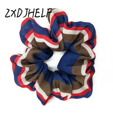 Load image into Gallery viewer, ZXDJHELF New Arrival Vintage Leopard Ponytail Holder Scrunchies Ring Elastic Hair Band Tie For Women Girl Hair Accessoires F512 - Vipbeautycompany