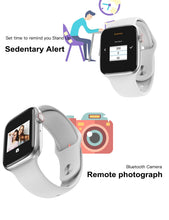 Load image into Gallery viewer, Soulusic IWO 8 lite Bluetooth Call Smart Watch ECG Heart Rate Monitor W34 Smartwatch for Android iPhone xiaomi PK iwo 8 10 Band - Vipbeautycompany
