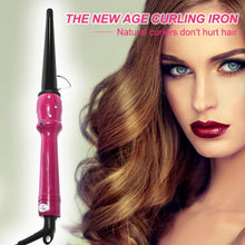 Load image into Gallery viewer, Hair Curling Machine 360 Degree Rotating Best Hair Curling Iron Wand Ceramic Curl Wand Stick Roller Magic Ceramic - Vipbeautycompany