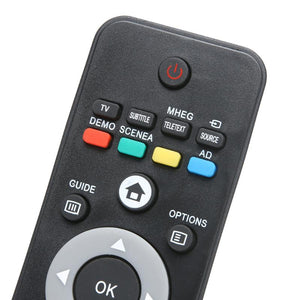 Remote control for philips TV/DVD/AUX for Philips 2422 5490 01833 RC2031 RC7599 2422 5490 01834 RC2048 RC8922 2422 5490 01911 - Vipbeautycompany