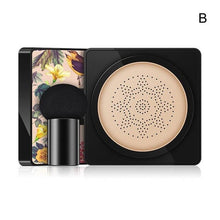 Load image into Gallery viewer, Air Cushion Mushroom Head BB Cream Moisturizing Foundation Concealer Waterproof BB Cream Brighten Air-permeable Korean Makeup - Vipbeautycompany
