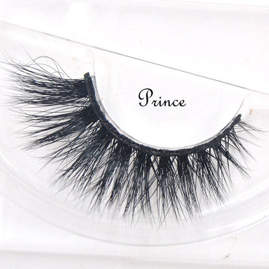 3D Mink Lashes Thick band stage lashes curl soft extensions HandMade Full Strip Lashes Cruelty Free Luxury Mink Lashes wholesale - Vipbeautycompany