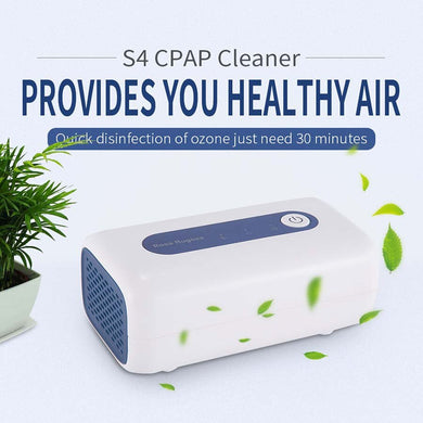 UV Light Portable Mini CPAP Cleaner Disinfector CPAP Air Tubes Mask Respirator Cleaning Sanitizer  USB Power
