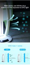 Load image into Gallery viewer, Ultraviolet Sterilizer Light - Vipbeautycompany