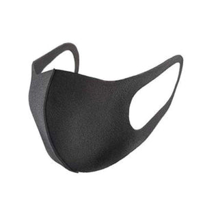 Unisex Mouth Masks Anti Dust Face Mouth Cover PM2.5 Mask Dustproof Anti-bacterial Outdoor Cycling Travel Protection Equipment