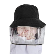 Load image into Gallery viewer, Kid Baby Safety Anti Spitting Protective Hat Face Shield Fisherman Hat Anti Splash Anti Virus Coronavirus Dust Mask Cover Cap - Vipbeautycompany