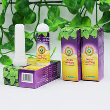 Load image into Gallery viewer, New Vietnam Gold Tower Allergic Rhinitis Nasal Psychic Cold Headache Congestion Wake Bar Mint Rhinitis Cream Rhinitis Medicine - Vipbeautycompany