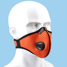 Load image into Gallery viewer, 1 Pcs Cycling Face Mask Activated Carbon Dustproof Windproof Anti-fog Mask With Gas Filter Sports Outdoor Protective Filter  0.3 - Vipbeautycompany