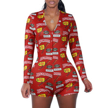 Load image into Gallery viewer, One Piece Sexy Outfit Bodysuit Rompers Womens Jumpsuit Shorts Summer 2020 Body Suits For Women Playsuit Plus Size Ropa Mujer - Vipbeautycompany
