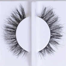 Load image into Gallery viewer, 1pair False Eyelash Horse Hair Eye Lashes Extension Luxurious Soft Mink Natural Thick Eye Lashes False Eyelash - Vipbeautycompany