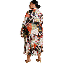Load image into Gallery viewer, Plus Size African  Women maxi - Vipbeautycompany