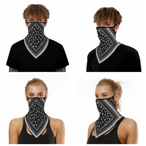 Multi-function Neck Gaiter Balaclava Bandana Fashion Face Tube Neck Headband Scarf Headwear Bandana Cap Outdoors Accessory - Vipbeautycompany