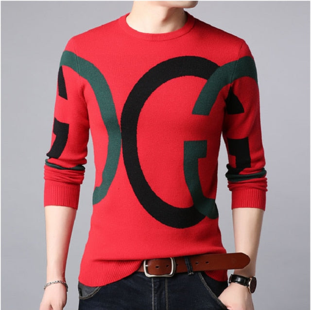 VIP Knitting for Male Half-sleeved Sweaters hoodies Tops - Vipbeautycompany