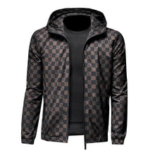 Load image into Gallery viewer, VIP  Brand Autumn Men's Jacket with Hat Outerwear Coat 4XL 5XL - Vipbeautycompany