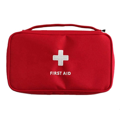 Portable First Aid Emergency Medical Kit Survival Bag Empty Medicine Storage Bag Home Travel Outdoor Sport Camping Tool 2017 - Vipbeautycompany