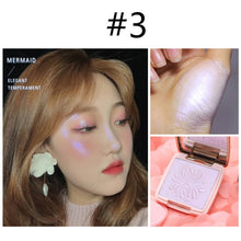 Load image into Gallery viewer, Novo Highlighter Facial Bronzers Palette Makeup Glow Kit Face Contour Shimmer Powder Body Base Illuminator Highlight Cosmetics - Vipbeautycompany