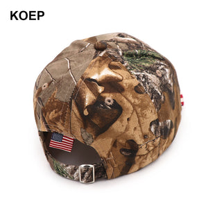 Donald Trump  Cap Camouflage USA Flag Baseball Caps Make America Great Again Snapback President Hat Embroidery Wholesale - Vipbeautycompany