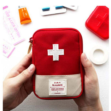 Portable First Aid Medical Kit Travel Outdoor Camping Useful Mini Medicine Storage Bag Camping Emergency Survival Bag Pill Case - Vipbeautycompany