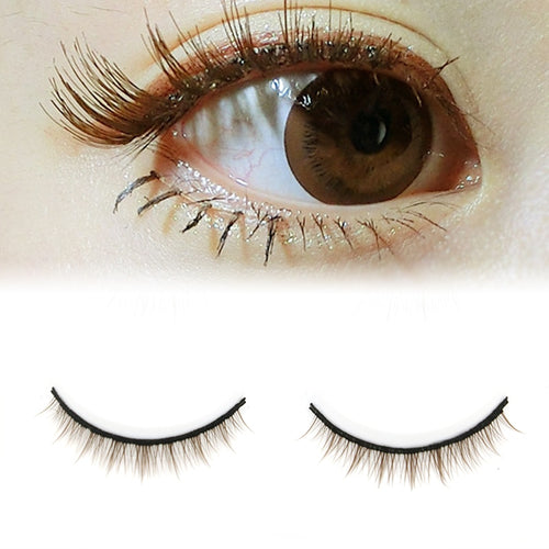5 Pairs 3D Mink lashes Natural Cross False Eyelashes Short Messy Makeup Fake Eye Lashes Extension Make Up Beauty Tools maquiagem - Vipbeautycompany