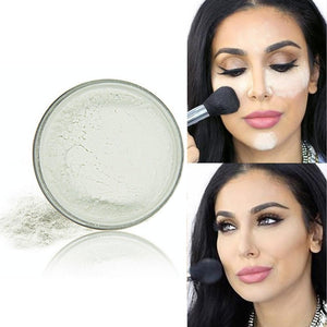 Single Colored Loose powder General use / Powder / Face Coverage Oil-control Long Lasting Daily Makeup / Party Makeup Daily Cosmetic - Vipbeautycompany