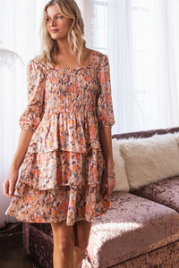 Lizzy Floral Dress
