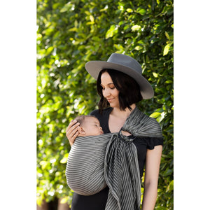 Moby Ring Sling-Jet Ribbons